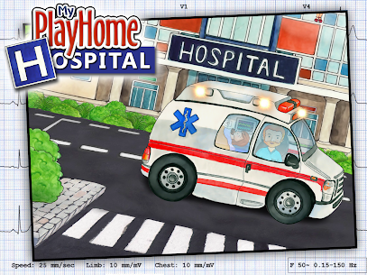 My PlayHome Hospital 3.6.2.24 Android Mod + APK + Data 3