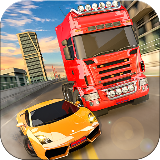 🏎️ Traffic Car Highway Rush Racing (game)
