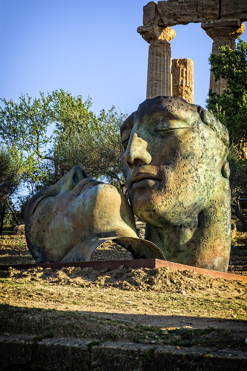 I bronzi di Mitoraj di FrancescoPaolo