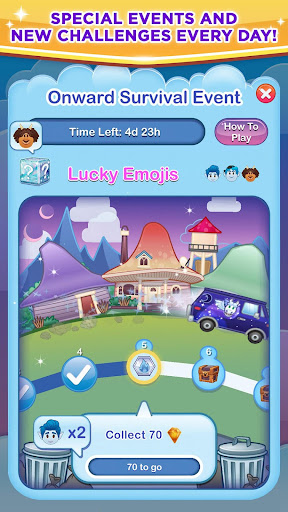 Disney Emoji Blitz 33.0.1 screenshots 5