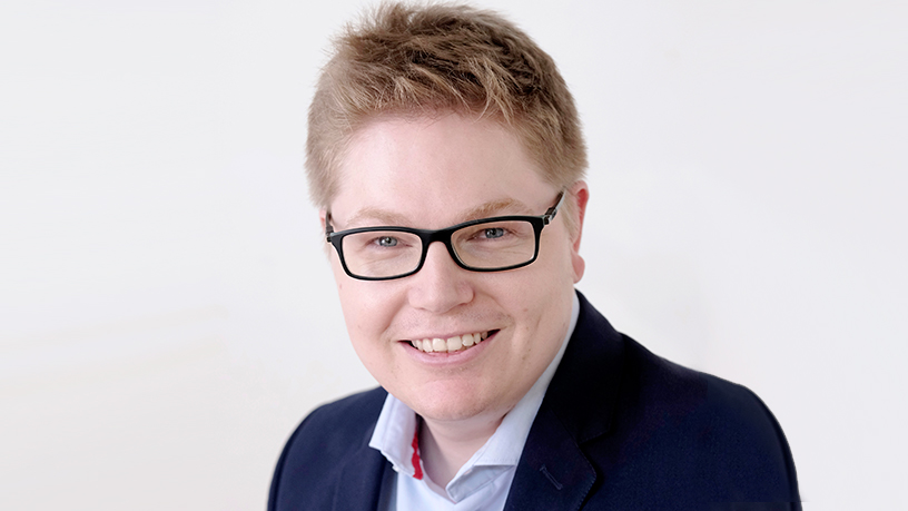 Craig Hills, business development director at WhoYou.