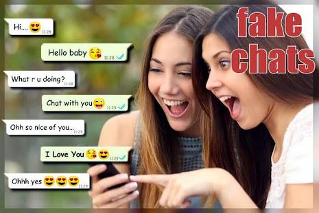 fake chat deutsch