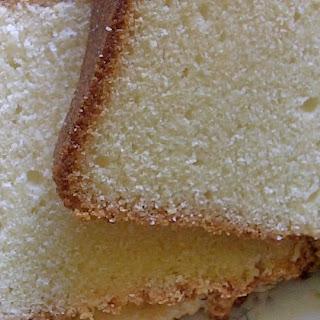 Grandma's Makes Cream Cheese Pound Cake