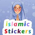 Islamic Stickers 2020 - Arabic & Hindi Collection icon