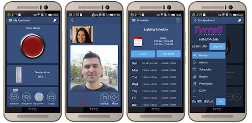 Приложения в Google Play – eBMS/Mobile <b>Home</b> Automation