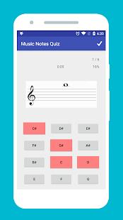 Music Notes Quiz screenshot 3