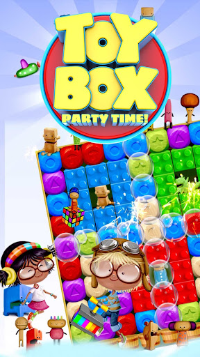 Toy Box Story Party Time - Free Puzzle Drop Game! modavailable screenshots 24