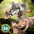 Wild Wolf Quest Online icon