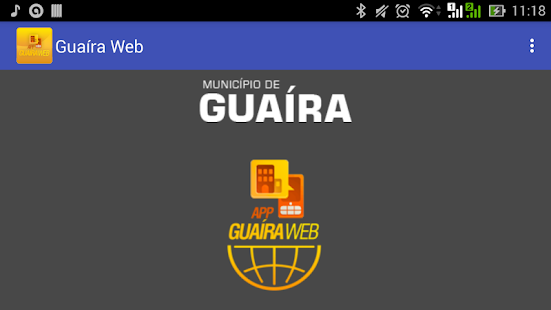 Guaíra Web- screenshot thumbnail