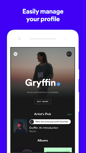 Spotify for Artists 2.0.25.1748 Screenshots 4