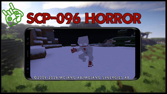Mod SCP-096 Horror 1