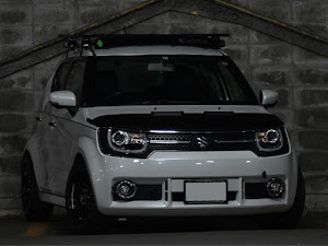 イグニス  MZ 4WDのカスタム事例画像 ぴろさんの2021年06月03日23:28の投稿