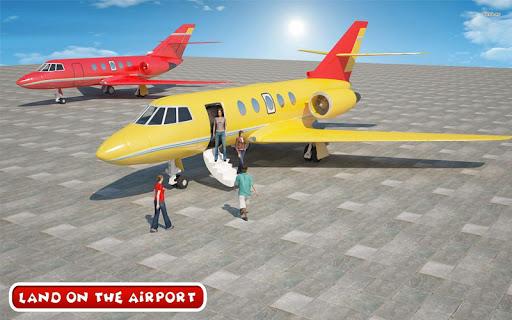 Aeroplane Games: City Pilot Flight  screenshots 4