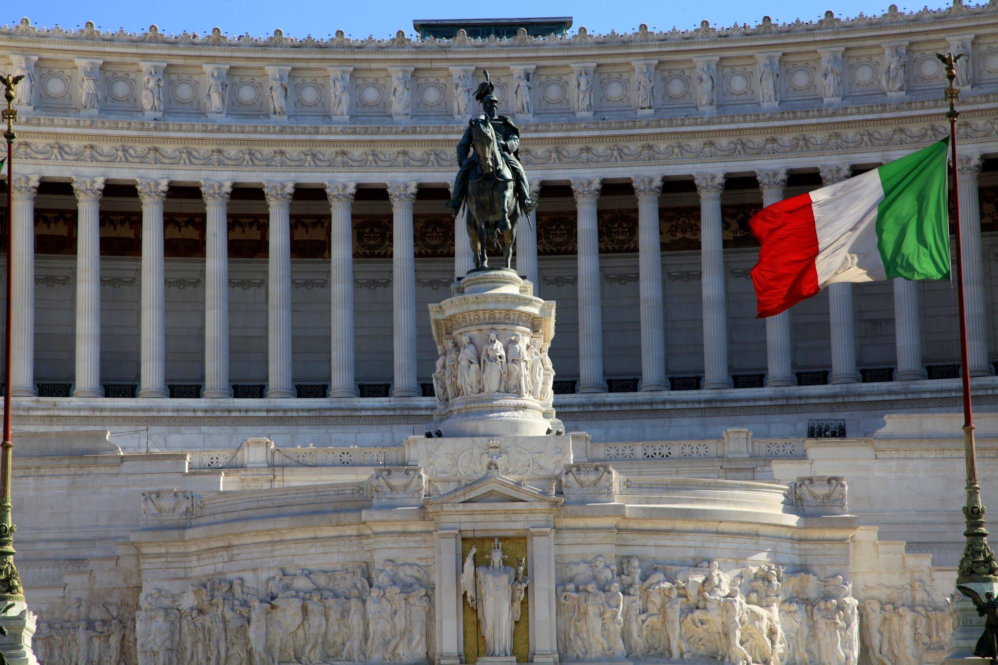 Photo: Altare della Patria