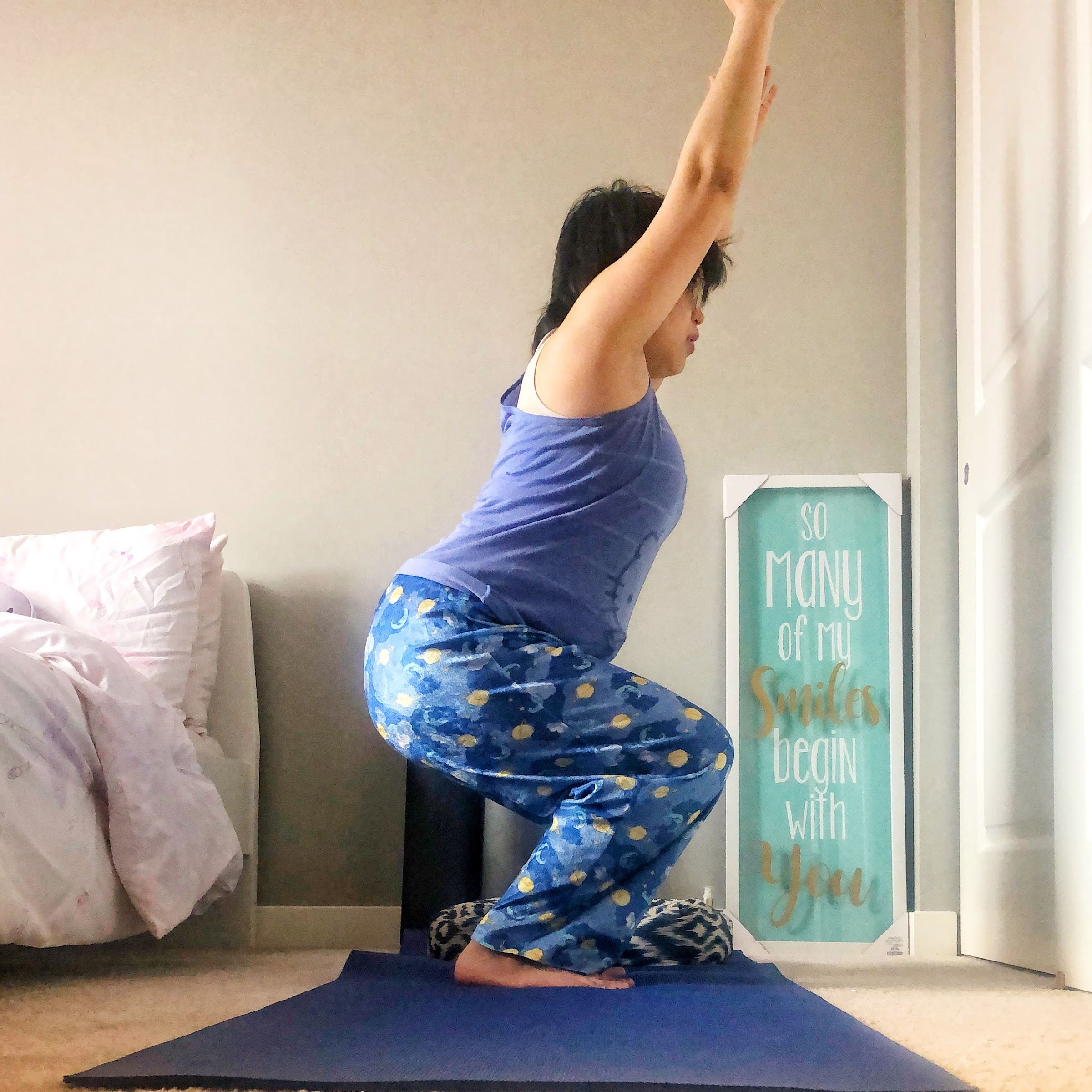 Utkatasana / Chair Pose