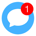 Messaging+ L SMS, MMS icon