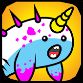 Narwhal Evolution -Sea Clicker