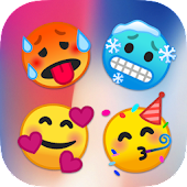 Emoji phone X for Android Icon