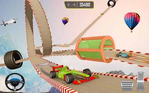 Formula Car Racing Stunts - Impossible Tracks 2019 1.0.11 screenshots 8