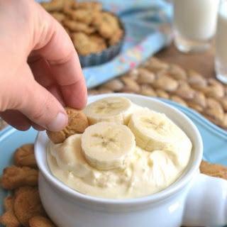 Banana Cream Pie Dip.
