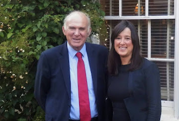 Vince Cable coming to Welshpool
