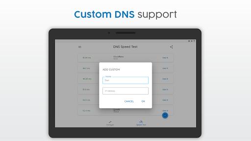 DNS Changer | Mobile Data & WiFi | IPv4 & IPv6 screenshot 12