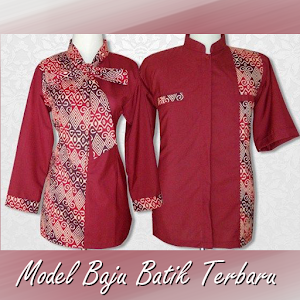 Model Baju Batik Terbaru 2017  Android Apps on Google Play