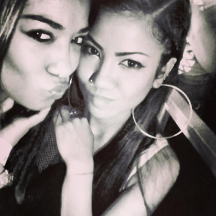 jhene aiko and mila j
