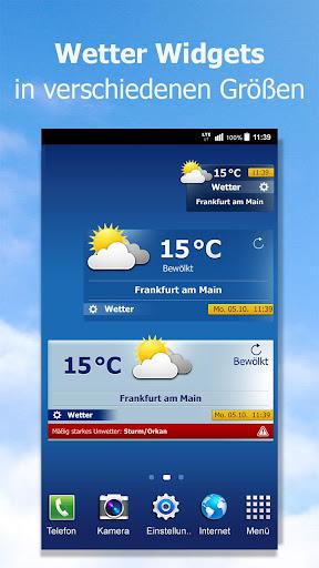 Wetter by t-online.de 1.8.5 screenshots 2