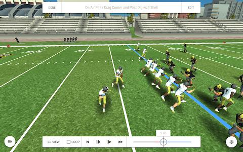 GoArmy Edge Football screenshot 2