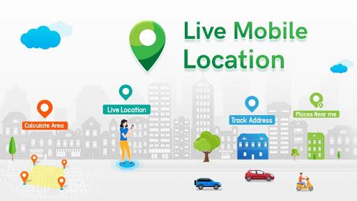 Live Mobile Location & Find Distance screenshot 5