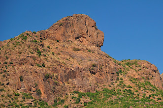 Photo: Liond Rock - Tigrey region
