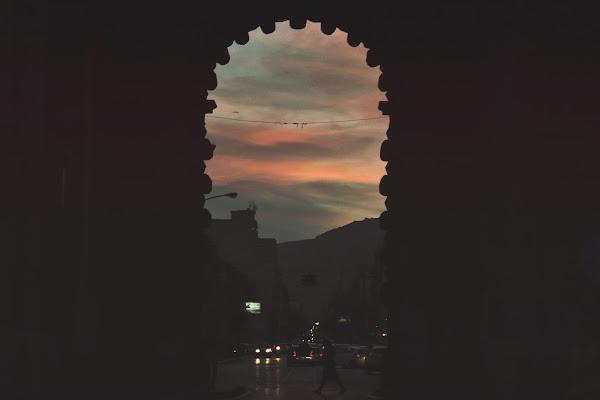 Lo Spettacolo Del Cielo Colorato di Nikol_mazzola