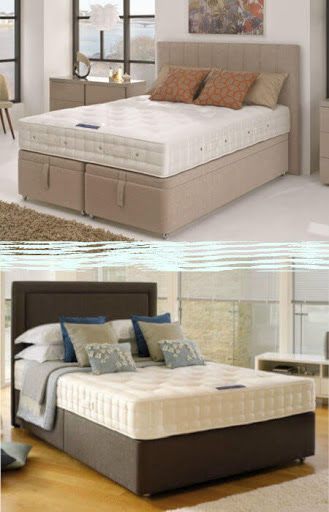 Hypnos Orthocare 8 Bed