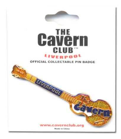 The Cavern - Hofner Bass - Pin