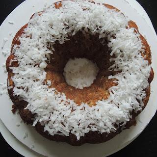 Vanilla Wafer Coconut Cake.