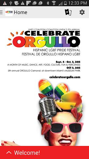 Celebrate ORGULLO