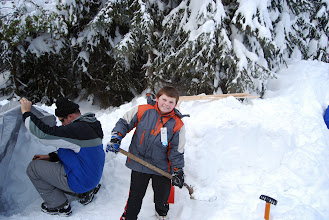 Photo: Snow Caving Photos #4