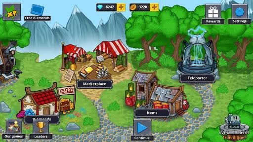 Digger Machine 2 - dig diamonds in new worlds 1.1.1 mod screenshots 3