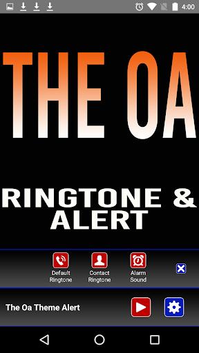 The OA Theme Ringtone & Alert screenshot 3