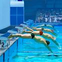 Swimming Pool Race icon