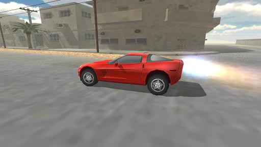 高度なレーシングクーペの車無料