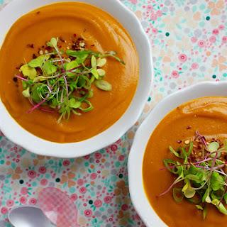 Sweet Potato Chipotle Soup Recipe