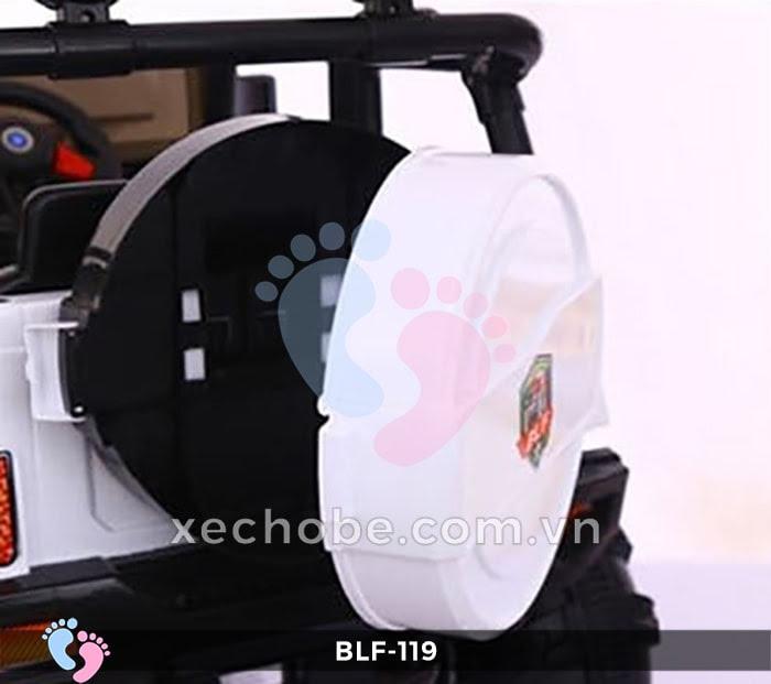 Xe ô tô điện địa hình BLF-119 13