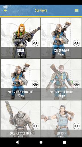 Fallout: Wasteland Warfare 0.1.37 screenshots 3