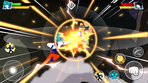 Stickman Combat screenshot 8