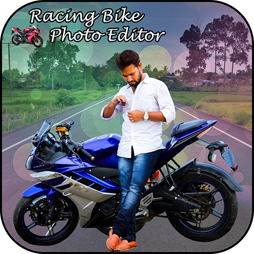 Racing Bike Photo Editor