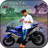 Racing Bike Photo Editor