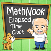 MathNook Elapsed Time Clock