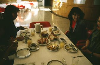 Photo: 03192 ウランバートル/ホテル/朝食
